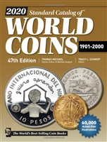 Standard Catalog of World Coins 1901-2000 (2020), 47th Ed.