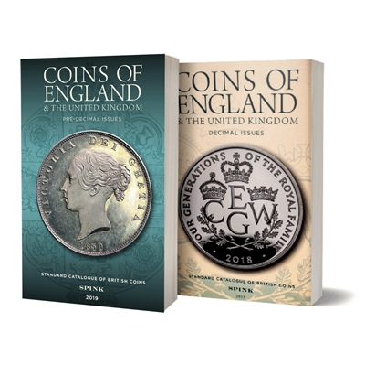 Coins of England & The United Kingdom 54th Ed