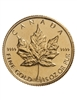 1994 $2 1/15th oz Pure Gold Maple Leaf (mintage 3,540)