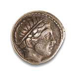 Ancient Greece Hemidrachm Philip II 359 BC VF-30