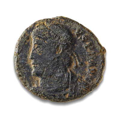 Ancient Rome AE3 Jovian 363 AD VG-8
