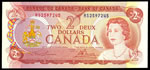 $2 1974 Test Note BC-47aT Lawson-Bouey Series S Prefix RS  UNC-60