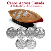 2015 $10 Canoe Across Canada Subscription
