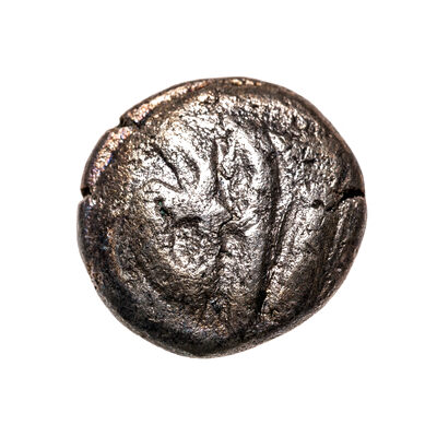 Ancient Greek Silver Hemidrachm 550 B.C Ionia, Ephesus VF-20