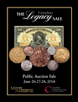 2014 June - Canadian Legacy Sale Catalogue