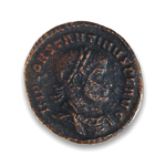 Ancient Rome Follis Constantine I, The Great 337 AD