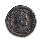 Ancient Rome Antoninianus Diocletian 305 AD