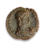 Ancient Rome AE3 Julian II, 'The Apostate' 363 AD AU-58