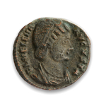 Ancient Rome AE3 Helena 307 AD VF-20