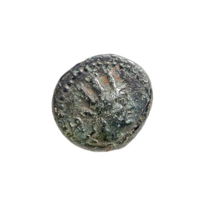 Ancient Greek Antiochos IV 164 BC Tarsos, Cilicia  VF-20