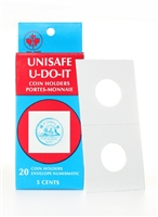 U-Do-It Staple 2x2's - 1 and 10 Cent Size (20 pack)