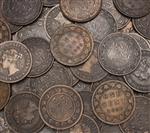 Victorian Large Cents 1858 - 1901