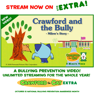 """Crawford and the Bully""<br/>5 Minute Video"