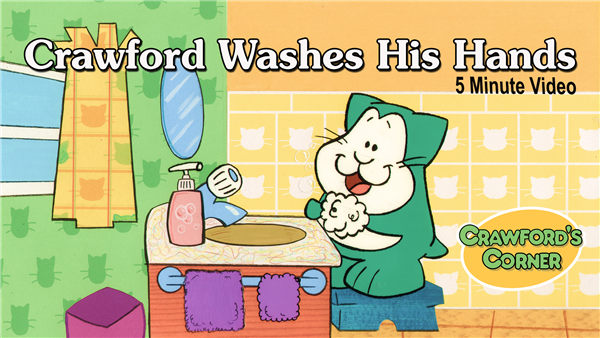 Video Download - Crawford Washes His Hands