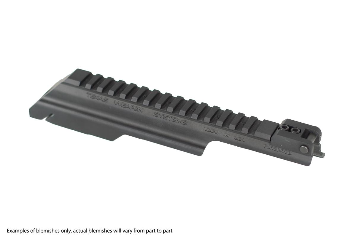 Blemished - Dog Leg Rail, Gen-3 - AKM, AK-47 / 74