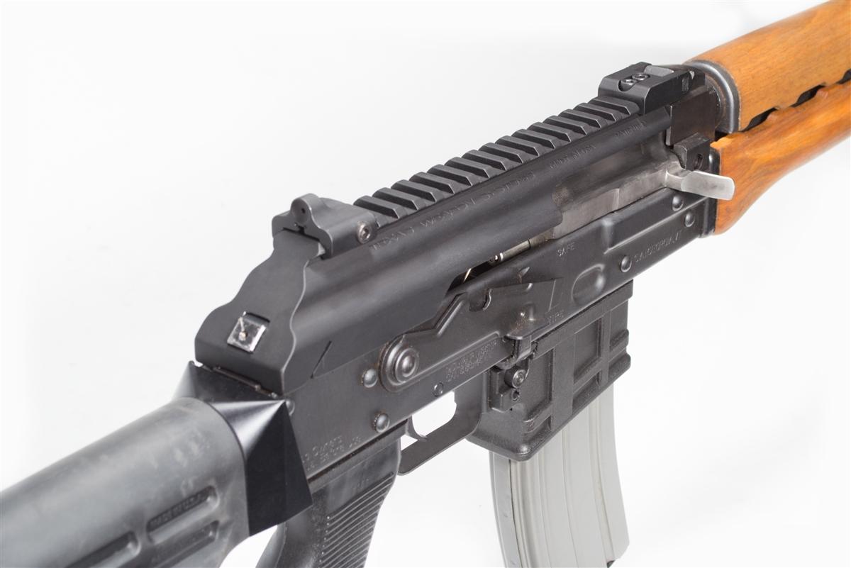 Dog Leg Rail, Gen-3 - M85 & M92