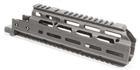 Hand Guard, Short Top Gen-2.5 / AK-47 / 74,  [For use with Gen-2 Dog Leg Rail ONLY]