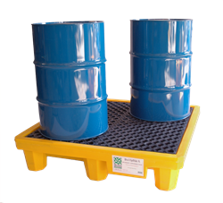 Spill Pallet P4- With Drain