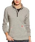Ariat Brand Women's Polartec ¼ Zip Fleece