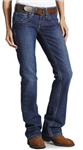 Ariat Brand Women's FR Mid Rise Boot Cut
