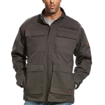 Ariat Brand FR Canvas Stretch Jacket, Heavyweight