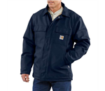 Carhartt Brand Heavyweight Jacket, FR Duck Traditional