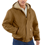 Carhartt Brand Heavyweight Jacket, FR Duck Active