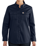 Carhartt Women's FR Rugged Flex Twill Shirt