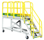 RollAStep MP Series Mobile Work Platform - MP45