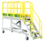 RollAStep MP Series Mobile Work Platform - MP54