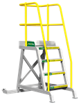 RollAStep TR Series Tilt and Roll Work Platform - TR60