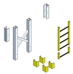 ErectaStep 4-Step Ladder/Tower Extension