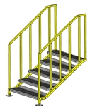 "ErectaStep Portable Platform OSHA - 35"" Stair"