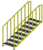 "ErectaStep Portable Platform OSHA - 56"" Stair"