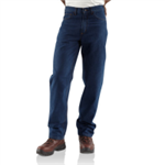 Carhartt Brand FR Signature Denim Jean – Relaxed Fit