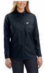 Wrangler Brand Women's Lightweight Button Closure Shirt