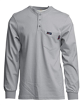 Lapco Brand Long Sleeve Henley