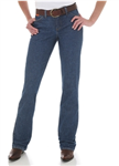 Wrangler Brand Women's FR Lightweight Dark Denim Jeans