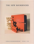The New Bookbinder - Volume 22 - 2002
