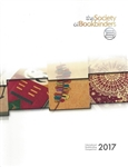 Society of Bookbinders - International Competition Catalogue 2017