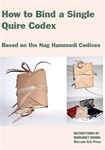 How to Bind a Single Quire Codex
