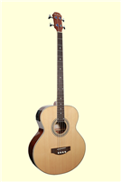 Glen Burton X Series 4 String Acoustic Electric Bass