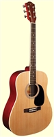 Indiana Dreadnought Spruce Top Guitar (Multi-Colors)
