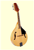 Glen Burton A-Style Mandolin w/ Gig Bag (Multi-Colors)