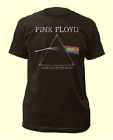 Pink Floyd Tee Shirt, The Dark Side of the Moon Distressed