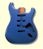 Lake Placid Blue Finished Replacement Body for Stratocaster®