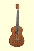 Diamond Head Ukulele Deluxe Natural Mahogany Baritone