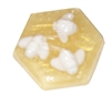 Bee honeycomb soap
