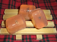 Dragonfly in Amber Mini Guest Soaps