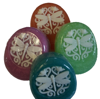Dragonfly Believe Soap